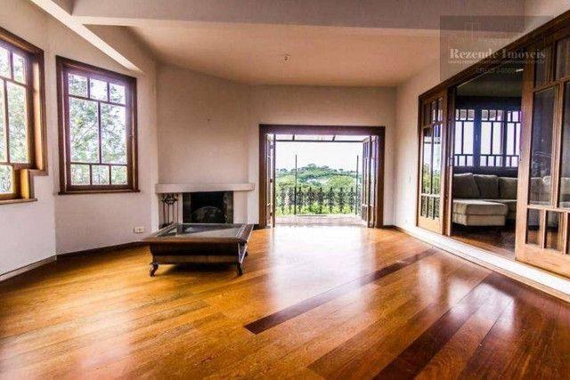 LF-CA0513-Casa com 4 dorm para alugar,472 m² por R$ 9.500/mês-São João-Curitiba/PR - Foto 11