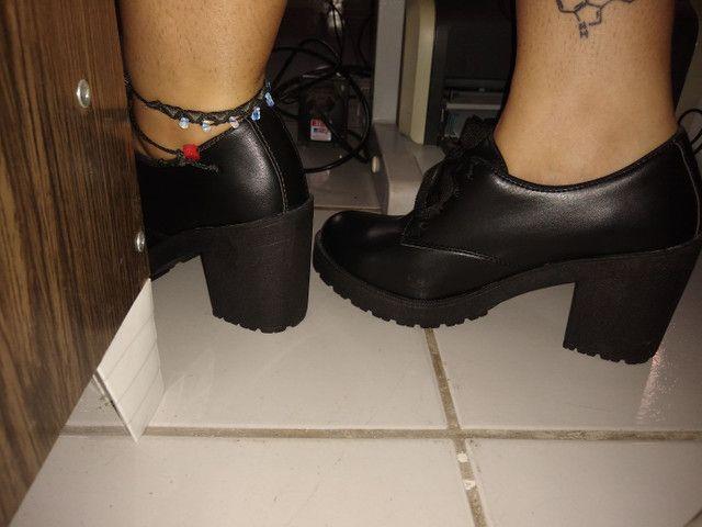 Sapato Oxford Feminino - Foto 2
