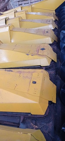 Plataforma de milho 6 linha de 70 2003 troca  - Foto 4