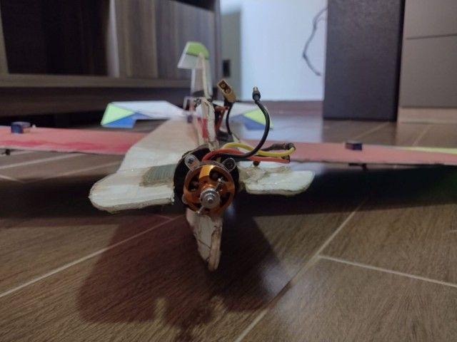 Avião aeromodelismo - Foto 3