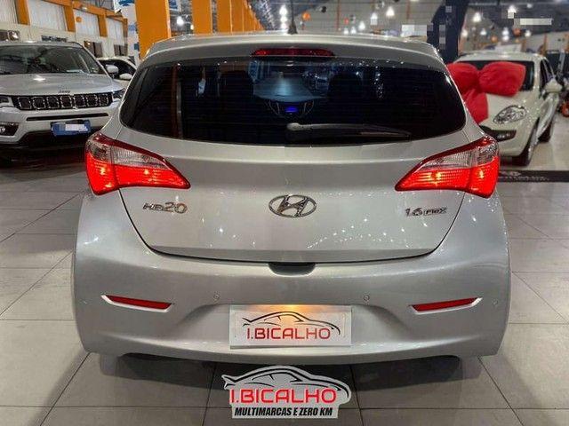 Hyundai HB20 PREMIUM 1.6 FLEX 16V MEC. - Foto 6