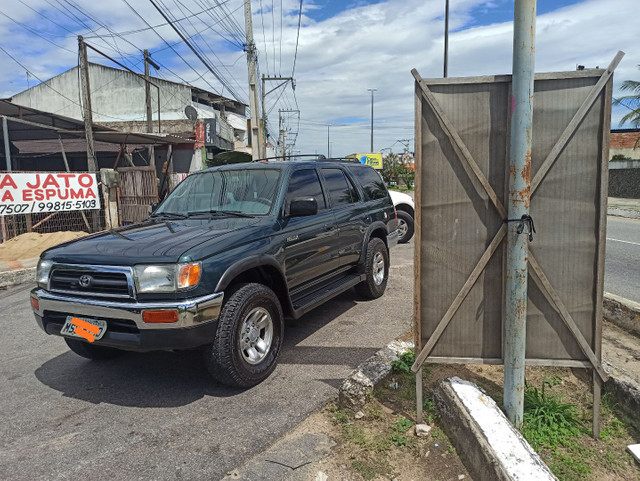 Hilux SW4 RELÍQUIA GASOLINA GÁS GERAÇÃO 5 - 30MTS - Foto 7