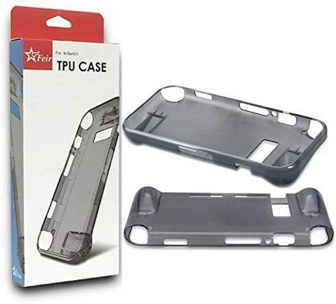 Capa Protetora Silicone Tpu Ultra Fino e Anti-Risco Para Nintendo Switch - Foto 3