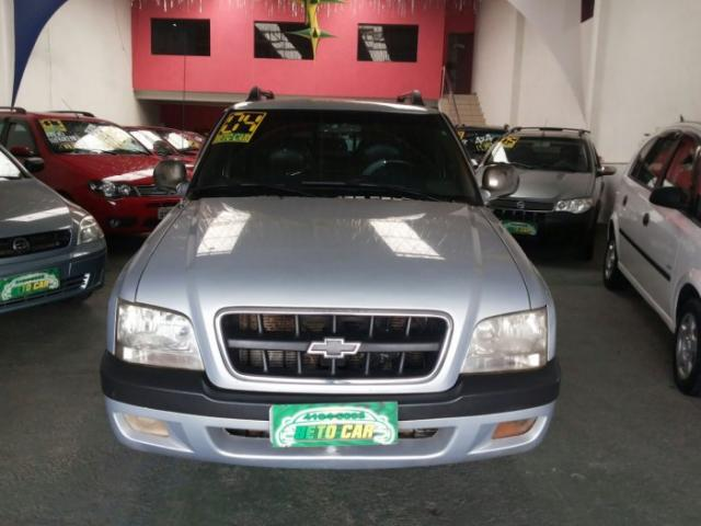 CHEVROLET S10 2004 2.8 DLX 4X2 CD 12V TURBO INTERCOOLER DIESEL 4P MANUAL
