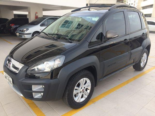 Fiat idea adventure 1 8 16v 132cv 2012 completa 2012 for Fiat idea adventure 1 8