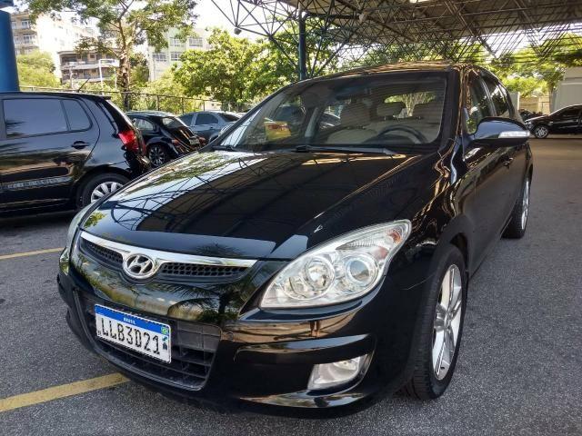 Hyundai i30 2010 automático top com teto - Foto 3