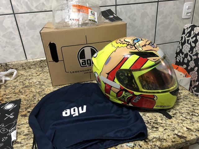 Agv k3 capacete