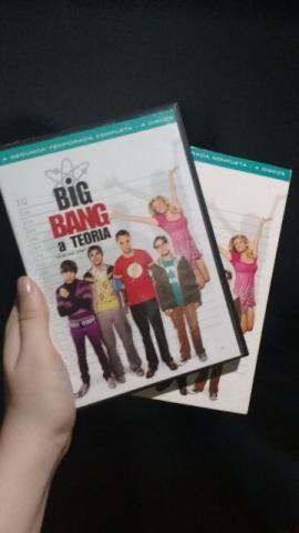 Box da Segunda Temporada de The Big Bag Theory