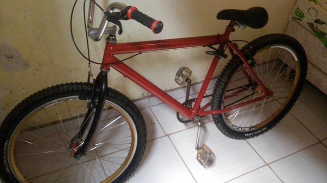 Vendo ou troco bike aro 26