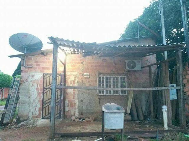 Casa no bairro aponia-zona norte