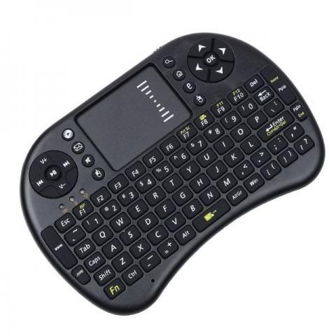 Mini Teclado Wireless Touch Novo