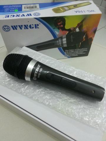 Microfone proficional