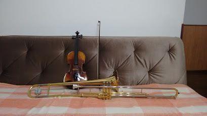 Trombone de pisto Yamaha 354