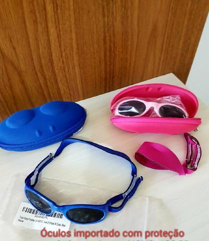 Oculos infantil e bebe com protecao