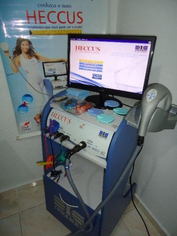 Equipamento de terapia combinada Heccus Ibramed-