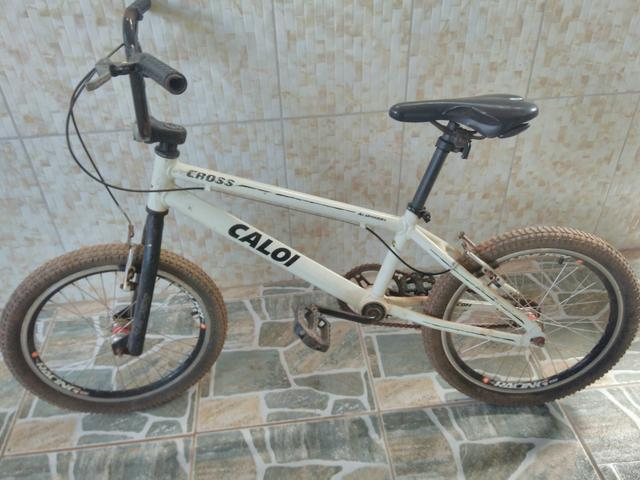 Bike Caloi Cross