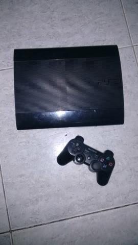 Troco PlayStation 3 super slim 250 GB