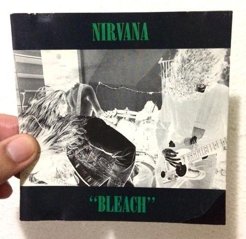 Cd Nirvana - Bleach
