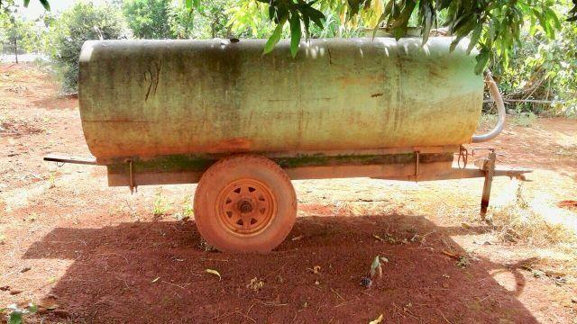 Tanque - 3 mil litros