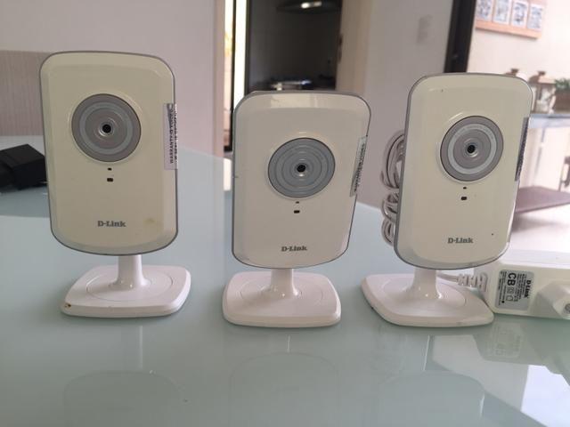 Câmera IP Dlink
