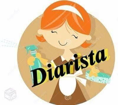 Sou Diarista e Auxiliar de Limpeza