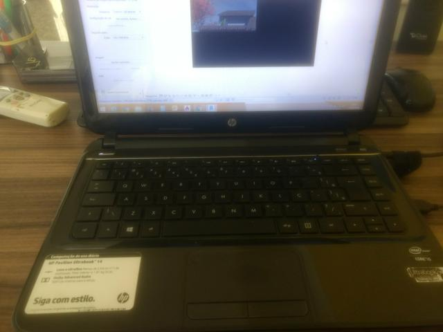 Vendo Ultrabook hp