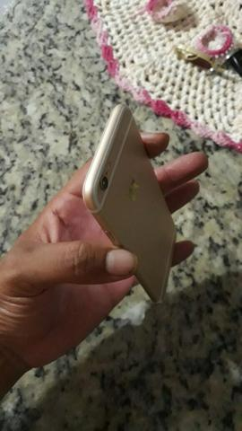 IPhone 6 goold 64 gb impecável