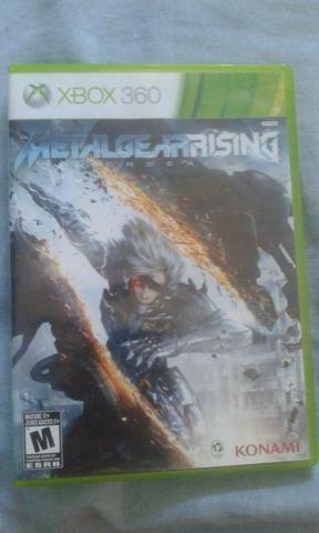 Metalgear Rising Xbox 360