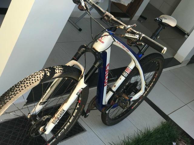 Bicicleta Caloi Elite Team 2017