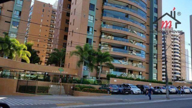 Carpe Diem à venda, Alphaville I, Salvador. Apartamento novo nunca habitado.