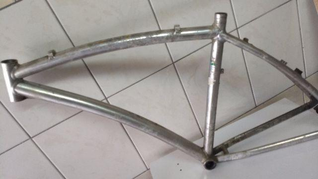 Quadro Alumínio - Caloi 100