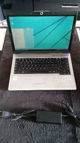 Notebook Positivo Mobile Z87 Intel Pentium Dual Core T2310 1.46 GHz 2048 MB 160 GB