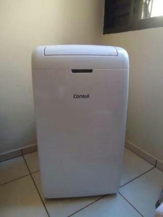 Ar condicionado portatil consul