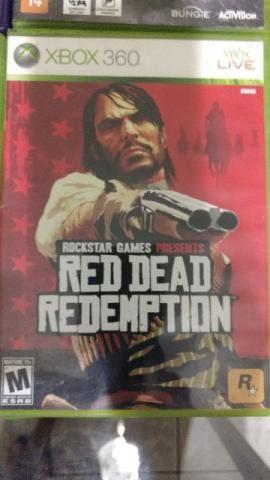 Jogo XBOX 360: Red Dead Redemption