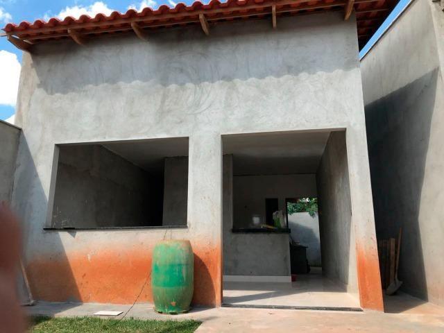 Casa 2 Quartos, Residencial Rio Verde, 1 Suíte, financia, nova, minha casa minha vida - Foto 8