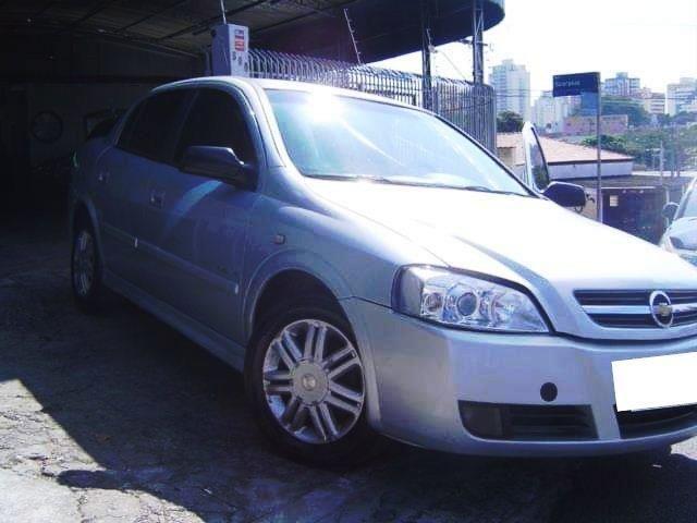 Astra Sedan Elegance 2.0 Mec. 2007 (Impecável)