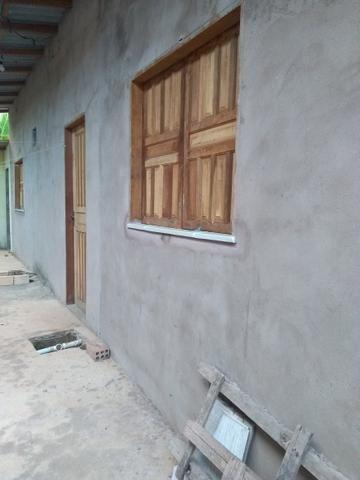 Alugo Casa (bairro:área verde)