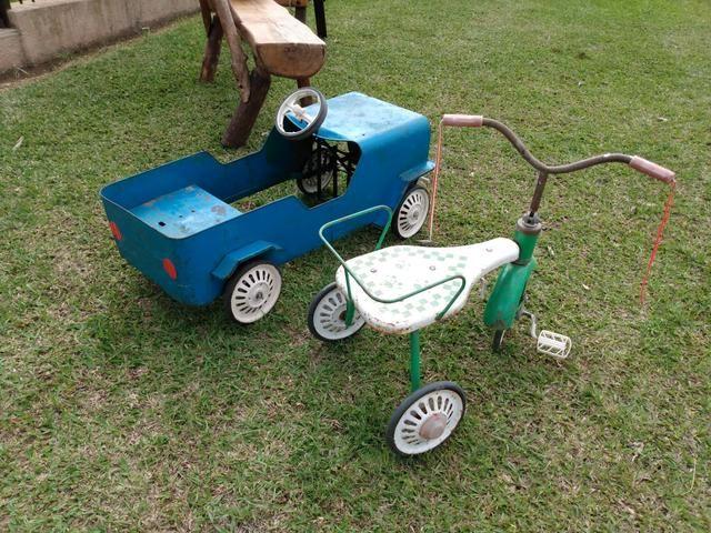 Brinquedos antigos e restaurações - Foto 2