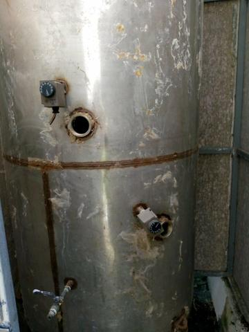 Boiler aço-inox/tanque/reservatório/aquecimento solar de água - Foto 4