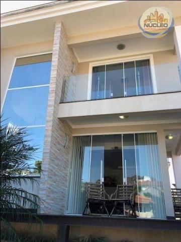 Sobrado com 4 dormitórios à venda, 253 m² por R$ 650.000,00 - João Costa - Joinville/SC - Foto 13
