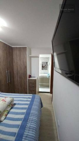F-AP1457 Apartamento com 2 dormitórios à venda, 43 m² por R$ 139.000 no Fazendinha - Foto 4