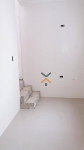 Cobertura com 2 dormitórios à venda, 46 m² por R$ 250.000,00 - Vila Humaitá - Santo André/ - Foto 4