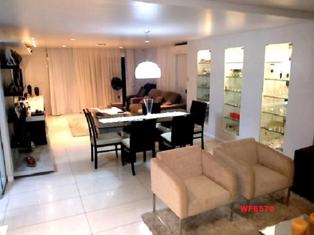 Condomínio Villagio Atlântico, Casa duplex nas Dunas com 5 suítes, 4 vagas, Lazer completo - Foto 2