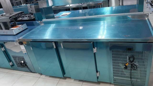 Balcão refrigerado de 2 metros 47- * jean - Foto 2