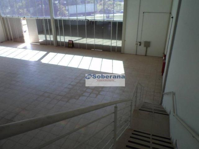 Galpão comercial para venda e locação, Jardim Santa Rosa, Vinhedo. - Foto 20