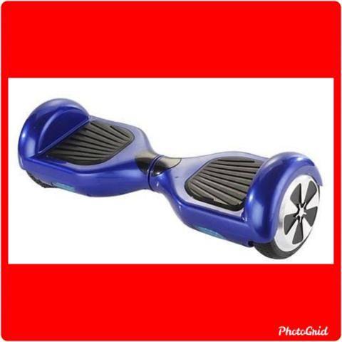 Hoverbord skate elétrico smart balance com bluetooth+ bolsa
