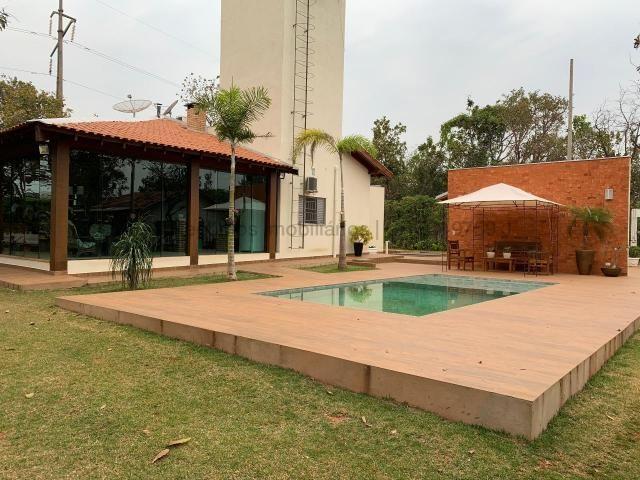Chácara à venda, 3 quartos, Chácara dos Poderes - Campo Grande/MS