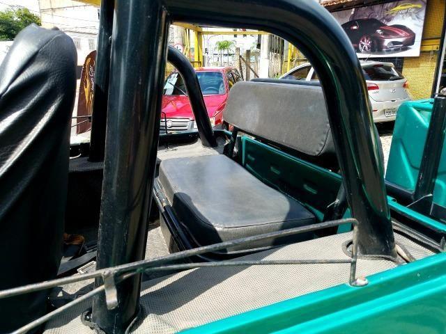 Jeep Willys 4x4 gasolina 1966/66. Muito novo. Raridade! Confira! - Foto 10
