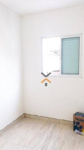 Cobertura com 2 dormitórios à venda, 46 m² por R$ 250.000,00 - Vila Humaitá - Santo André/ - Foto 6