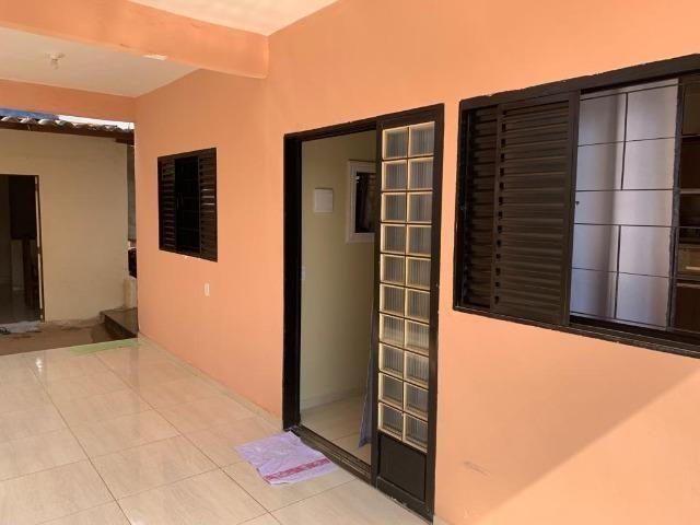 2 Casas em lote na QR 405 Samambaia